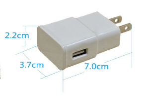 Travel Charger 5V2a USB Charger Phone Charger pictures & photos