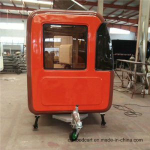 New Design Moving Towable Food Wagon pictures & photos