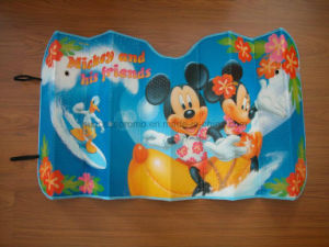 PE Bubble Car Front Sunshade with Customized Design pictures & photos