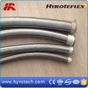 Heat Resistent Convoluted Teflon Hose pictures & photos