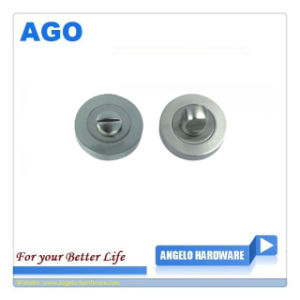 Bathroom Knob on Rose with Right Angle (AGQ-04)