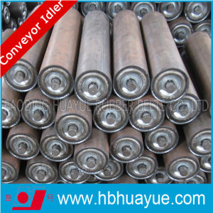 Rubber Conveyor Idler Roller, Carrying Roller, Impact Conveyor Roller pictures & photos