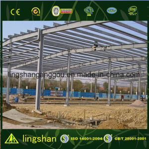 South Africa Light Steel Structural Steel Frame Workshop pictures & photos