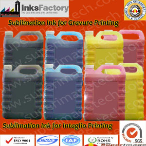 Sublimation Ink for Gravure Printing Press/Intaglio Printing Press pictures & photos