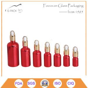 100ml E Cigarette Oil Bottle with Aluminum Cap pictures & photos