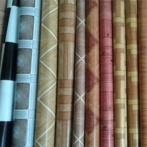 PVC Printing Surface Commercial Vinyl Flooring PVC pictures & photos