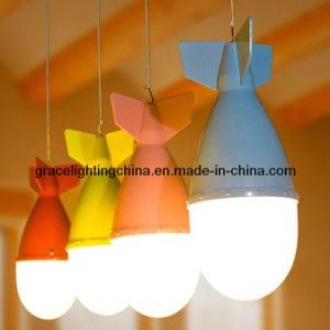 Creative Missile Shape LED Cartoon Pendant Lamp (GD-3040L-1) pictures & photos