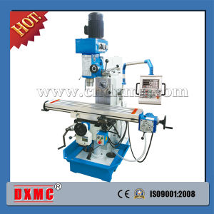 Drilling and Milling Machine (ZX6350C Milling Machine)