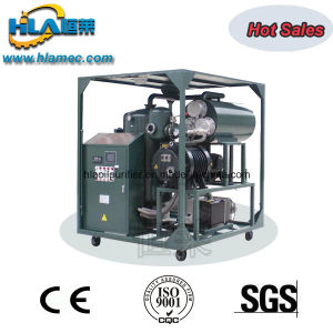 Double Stages Vacuum (ZLA, ZYD) Transformer Oil Purifier System pictures & photos