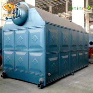8t Chain Coal Fired Assmbled Steam Boiler (SZL8-1.25-AII)