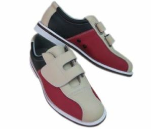 Top Quality Leather Bowling Shoes pictures & photos