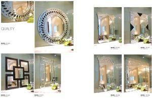 Sanitary Ware Bathroom Makeup Mirror Decorative Mirror pictures & photos