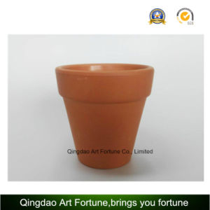 Outdoor-Natural Clay Ceramic Candle Holder - Small pictures & photos