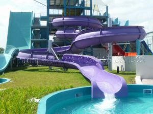 Water Slide for Water Park (ZC/DX/SF6) pictures & photos