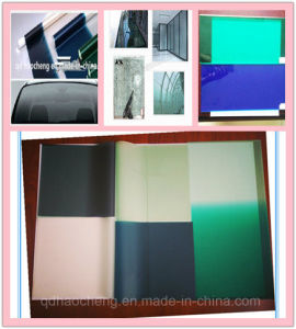 0.76mm Colorful Polyvinyl Butyral (PVB) Interlayer for Laminated Glass pictures & photos