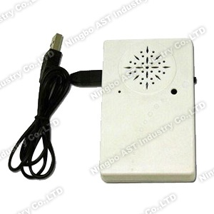 Light Sensor Voice Recorder with USB Port, Memo Box (S-2009B) pictures & photos