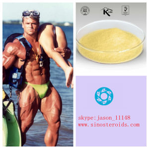 Muscle Gain 10161-33-8 Powder Injectable Steroids Trenbolone Enanthate pictures & photos