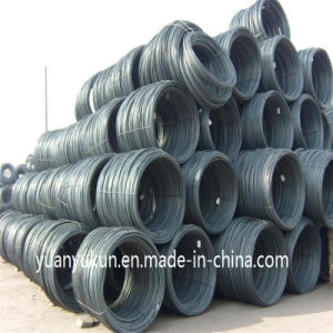 Prime Quality Manufacturer Price Excess Stock Q235/Q195 Steel Wire pictures & photos