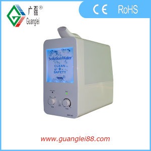 Ultrasonic Humidifier with Beauty Instrument (GL-2166) pictures & photos