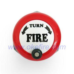 "8"" Fire Warning Bell-Manual Type"