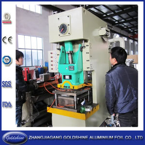 Aluminium Foil Container Machine (Mould for optional) pictures & photos