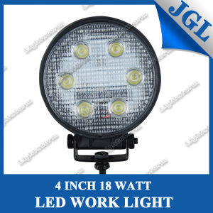 18W LED Excavator Working Lights