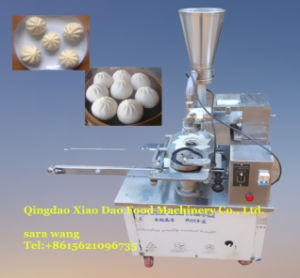Chinese Stuffing Steamed Bun Bread Making Machine/+8615621096735 pictures & photos