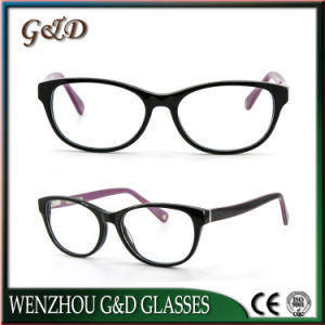 Latest Design Acetate Glasses Optical Frame Eyewear Eyeglass 44-759 pictures & photos