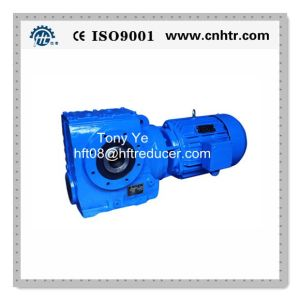 Hengfengtai Hsa Series Helical Worm Gearbox with Motor