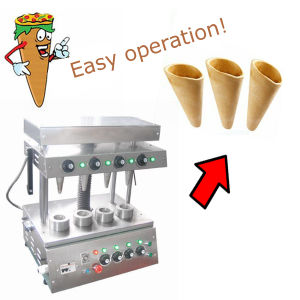 Pizza Cone Production Equipment pictures & photos