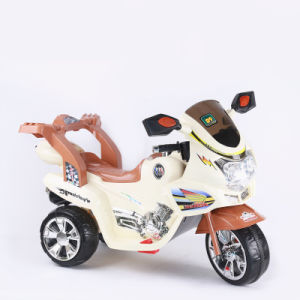 Popular Wholesale Ride on Plastic Baby Battery Motorcycle pictures & photos