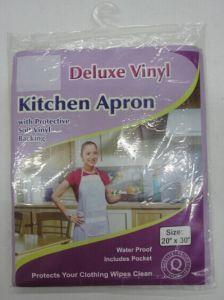 Plastic PVC Cooking Kitchen Apron pictures & photos
