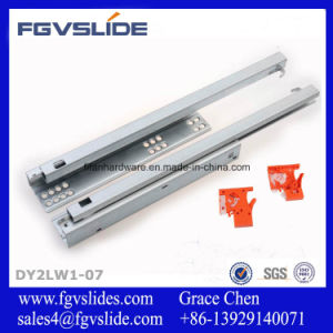 Galvanized Sheet Material and Slide Type Kitchen Cabinet Slide Channel pictures & photos
