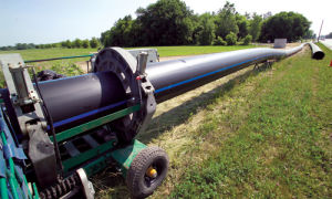 Manufacturer of HDPE Pipe for Water Supply pictures & photos