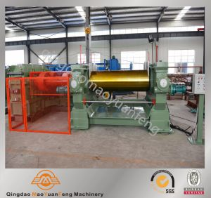 Reclaimed Rubber Machine/Open Mixing Mill/Rubber Mixing Mill Xk-660 pictures & photos