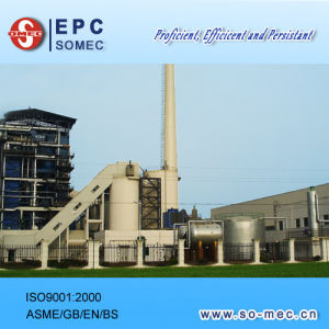Biomass Fired Boiler for Power Plant pictures & photos