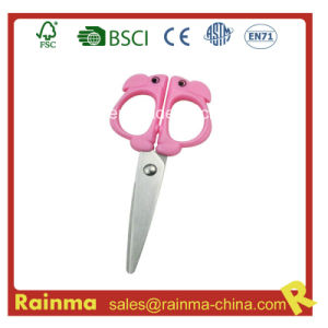 Animal Shaped Kids 5′′ Blunt-Tip Safety Scissors pictures & photos