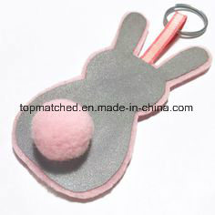 Awesome Safety Reflector Jewelry Bunny Reflective Patch for Bag Accessory pictures & photos
