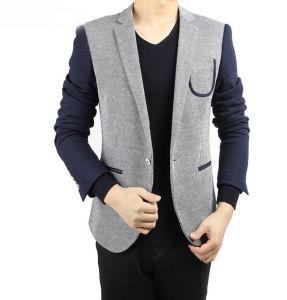 Casual Man Jacket Man Suit