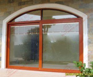 Australian Standard Ans Aluminum Sliding Arch Door (BHA-DSA01) pictures & photos