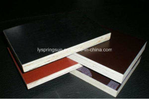 9mm 12mm 15mm 18mm Film Faced Plywood pictures & photos
