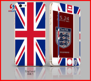 World-Cup Design Tempered Glass Protection Screen pictures & photos