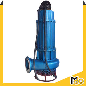 Agitator Centrifugal Submersible Slurry Pump for Sand Dredging pictures & photos
