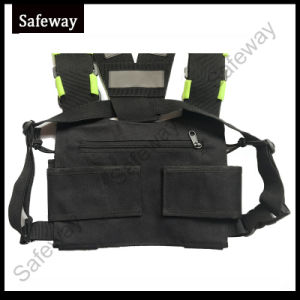 New Two Way Radio Backpack Bag for Baofeng UV-5r Bf-888s pictures & photos