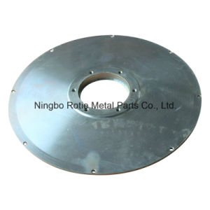 Chinese Manufacturer Precision Machining Plate for Windwill pictures & photos