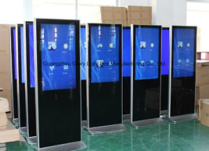 47′′ Free Standing Touch Screen Monitor pictures & photos