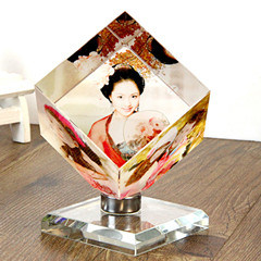 New Design Crystal Photo Frame for Home&Gift (JD-CP-001) pictures & photos
