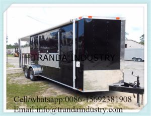New Mobile Food Trailer Food Cart Trailer pictures & photos