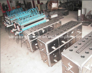 WPC PVC Plastic Door Board Extrusion Mold/Die pictures & photos