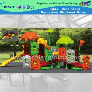 Best Selling Catoon Tree House Outdoor Playground for Children (HD-4801) pictures & photos